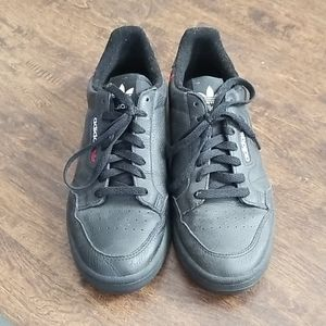 Adidas CONTINENTAL 80 SHOES  CORE BLACK